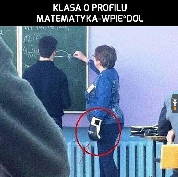 Klasa o profilu...