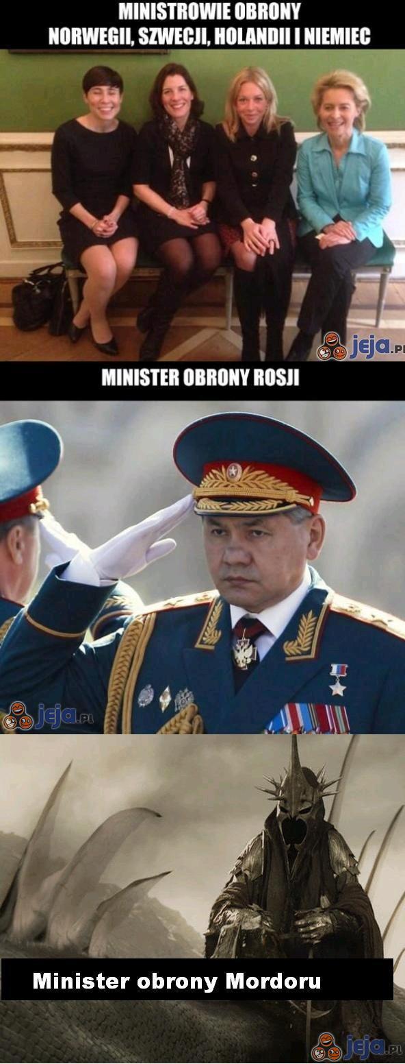 Ministrowie obrony v.2