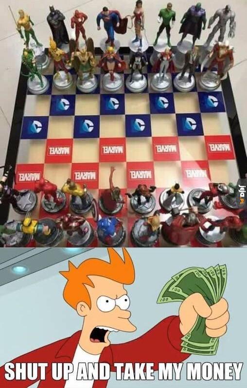 Niech rozpocznie się bitwa!