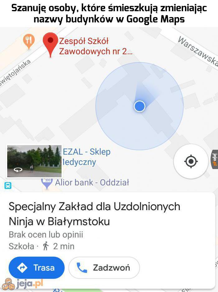 Tymczasem w Białymstoku...