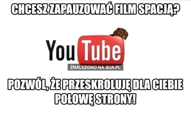 Pomocny YouTube