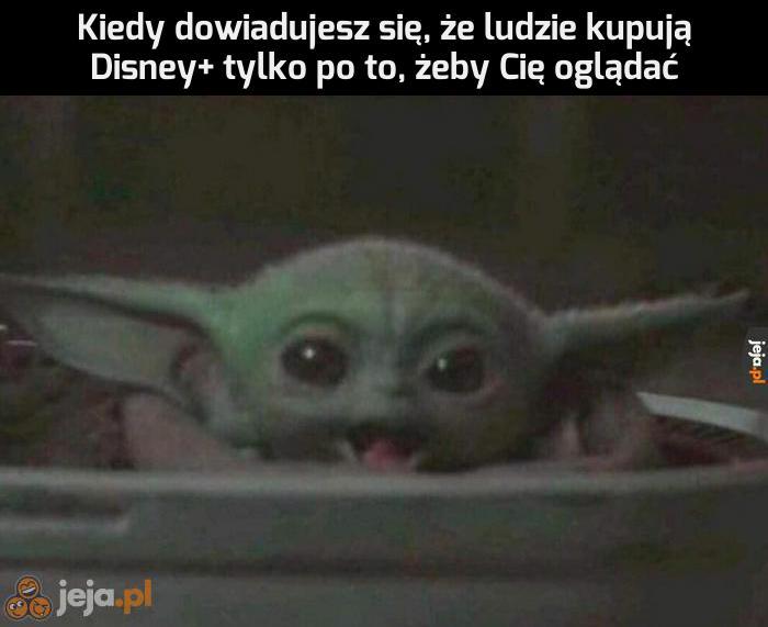 Baby Yoda zmiótł z planszy resztę seriali