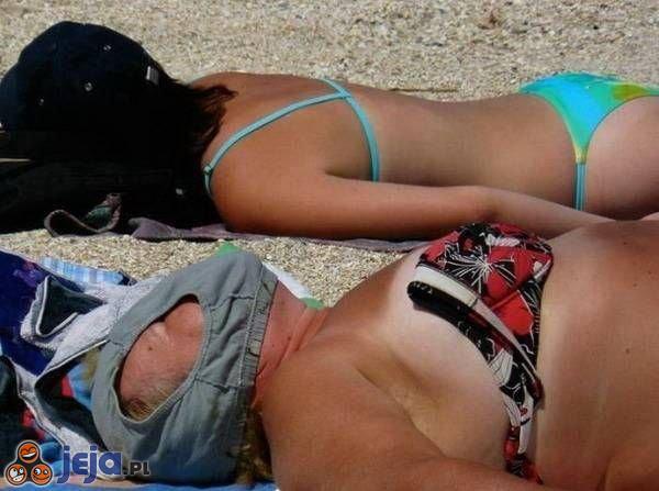Ochrona na plaży
