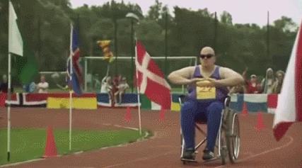 Nawet niepełnosprawni mogą...