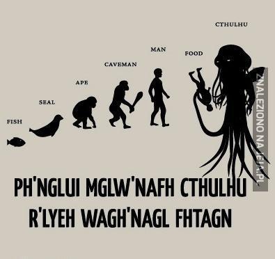 Prawdziwa ewolucja