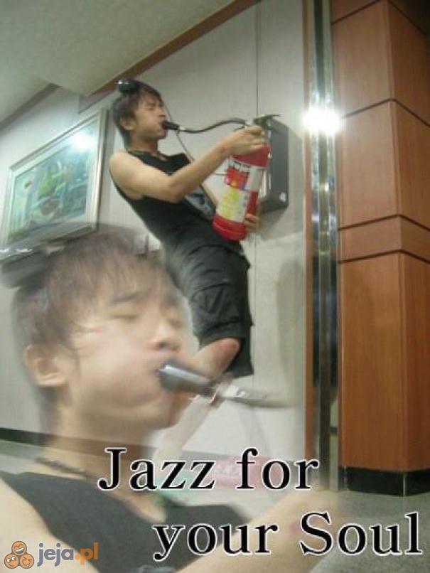 Lubicie jazz?