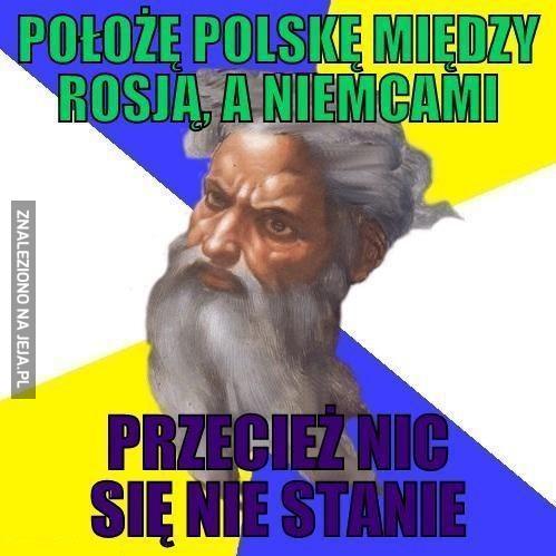 Zaraz po stworzeniu Polski
