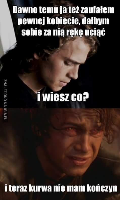 Historia Anakina brzmi znajomo
