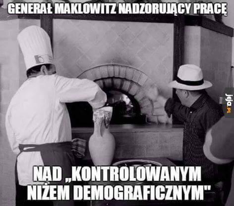 Maklowitz nadzoruje