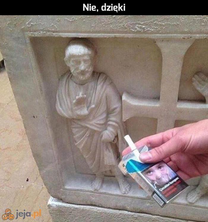 Nie palę