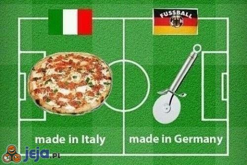 Włochy vs Niemcy