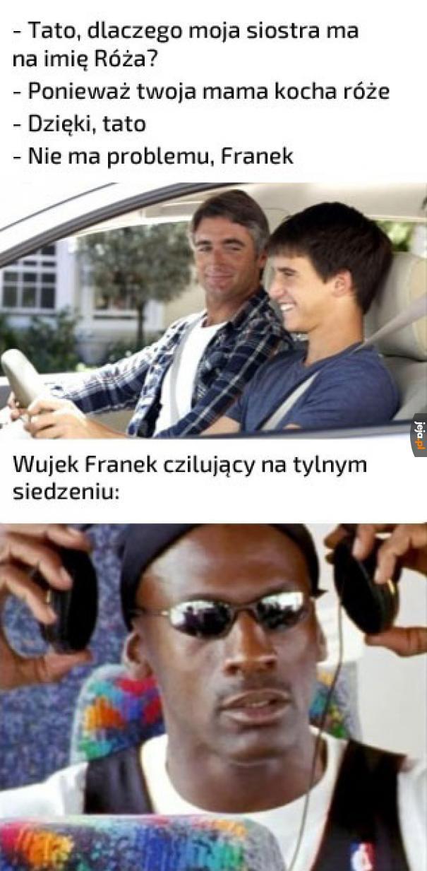 Co mówiłeś, Andrzej?