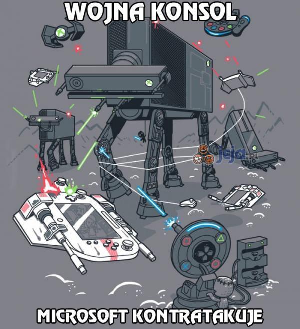 Nowa wojna konsol