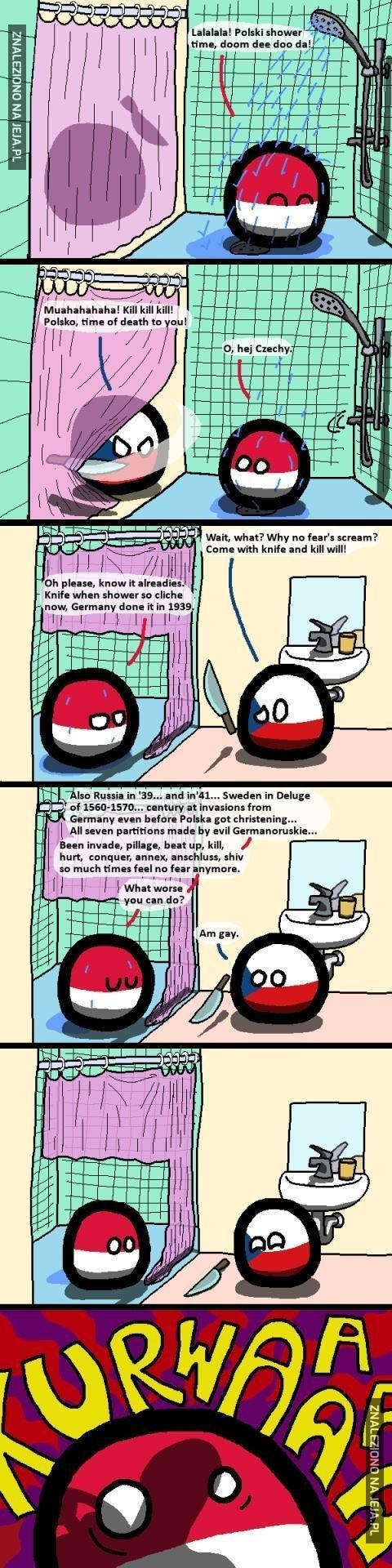 Czeski gej