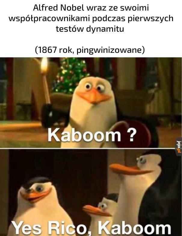 Pingwinie śmieszki