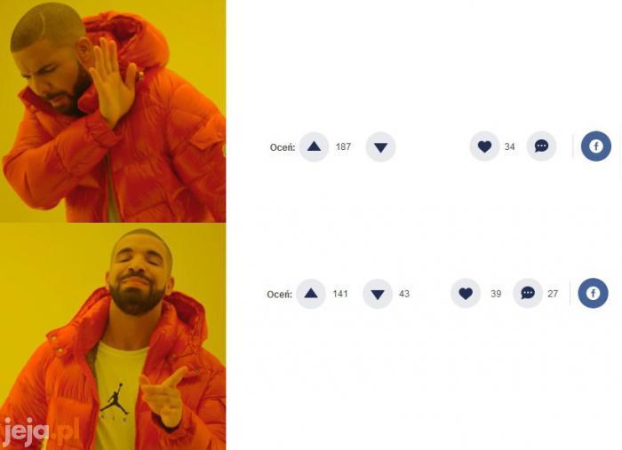 Też wolicie, kiedy Wasze memy mają dużo komentarzy?