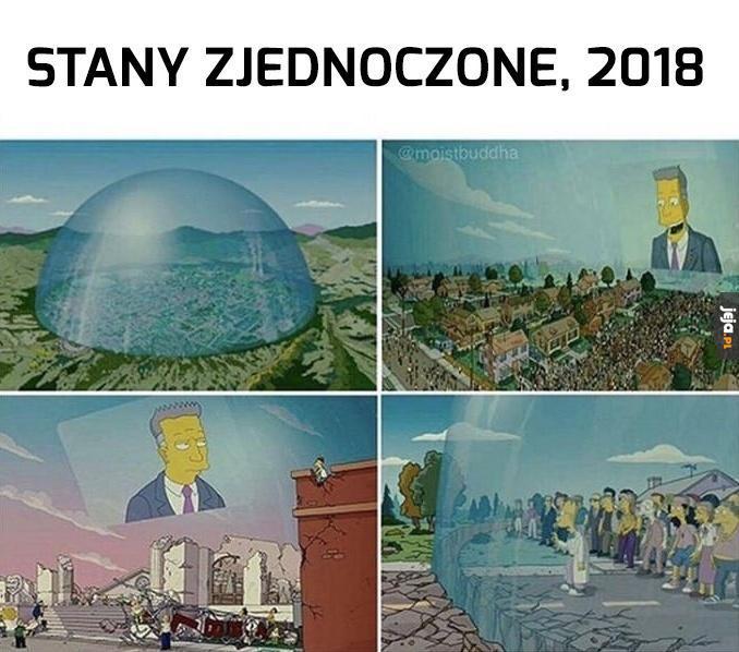 Przyszłość USA