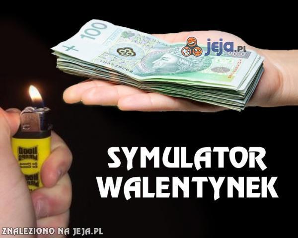 Symulator Walentynek