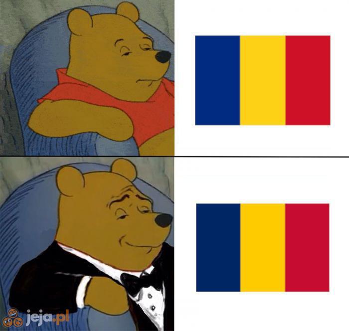 Rumunia i Czad