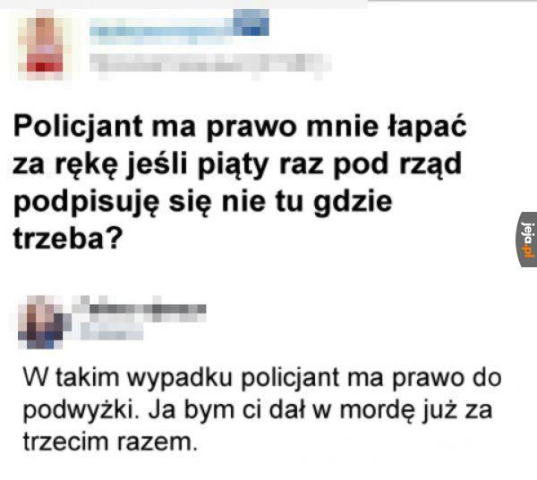 Policyjne prawa