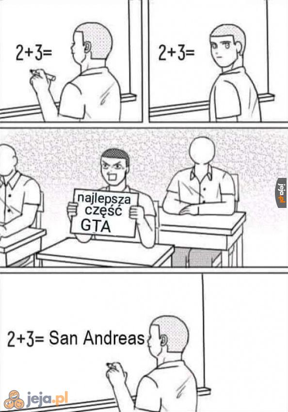 Najlepsze GTA