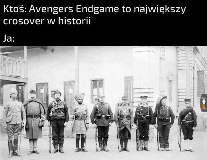 Wtedy wszyscy byli sojusznikami