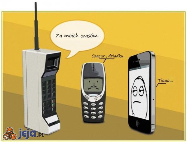 Opowiastki dziadka telefonów