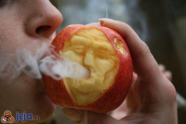 Niezdrowe jabłko