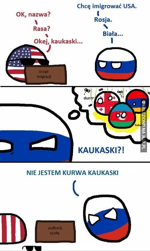 Kaukaska Rosja