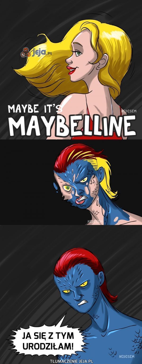 Może to Maybelline... A może nie!
