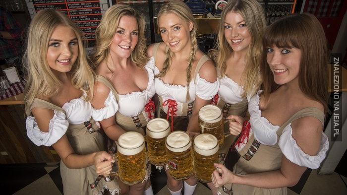 Chciałbym kiedyś pojechać na Oktoberfest...