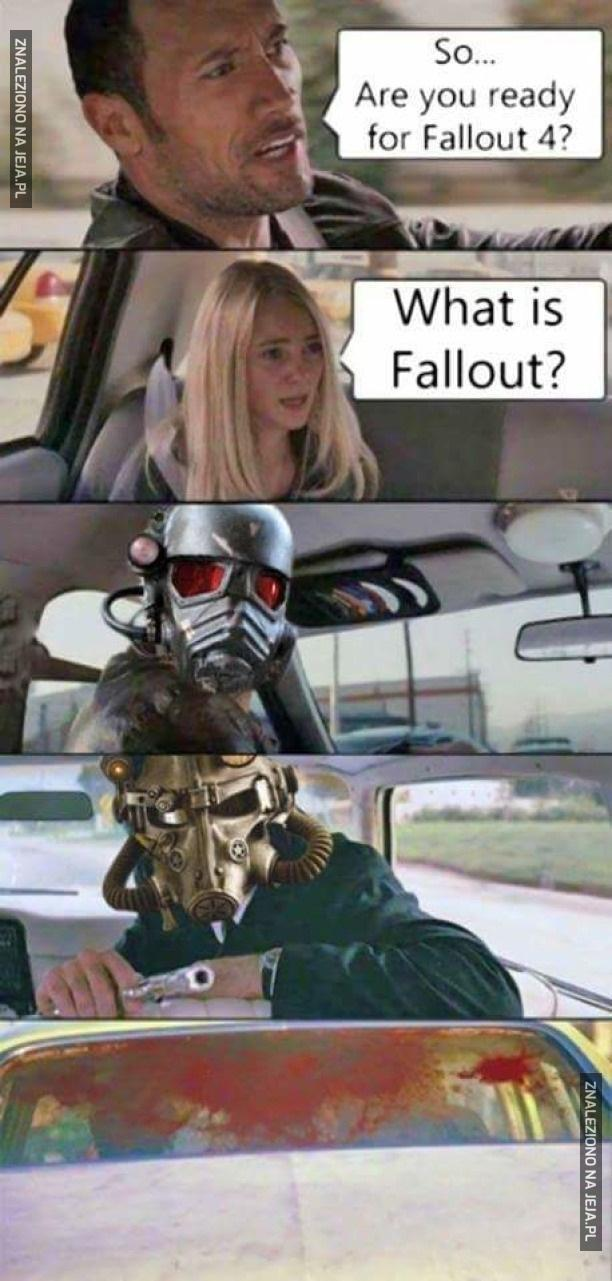 Co to Fallout?