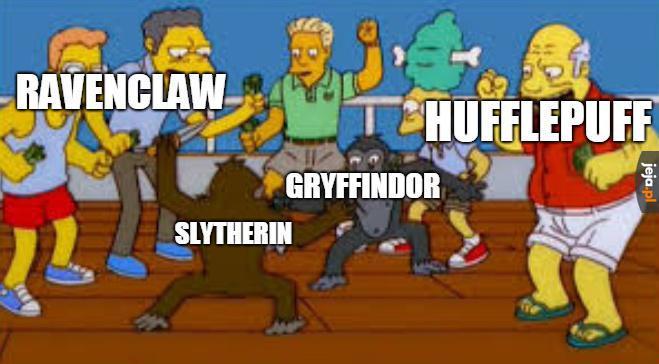 Harry Potter w skrócie