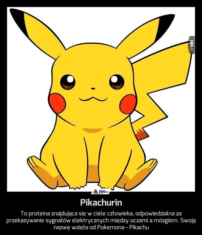Pikachurin