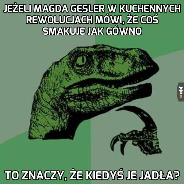 Smak Magdy Gesler