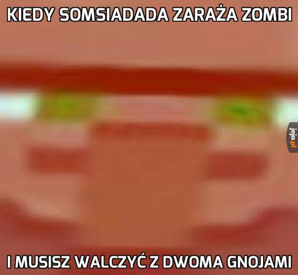 Somsiad zombi