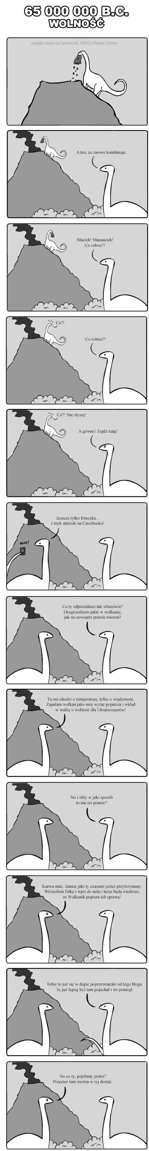 Pomoc dla Ukrainozaurów