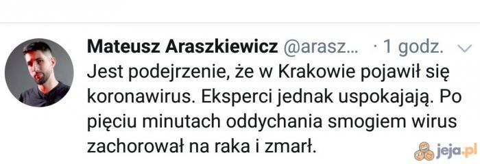 W Krakowie jesteśmy bezpieczni