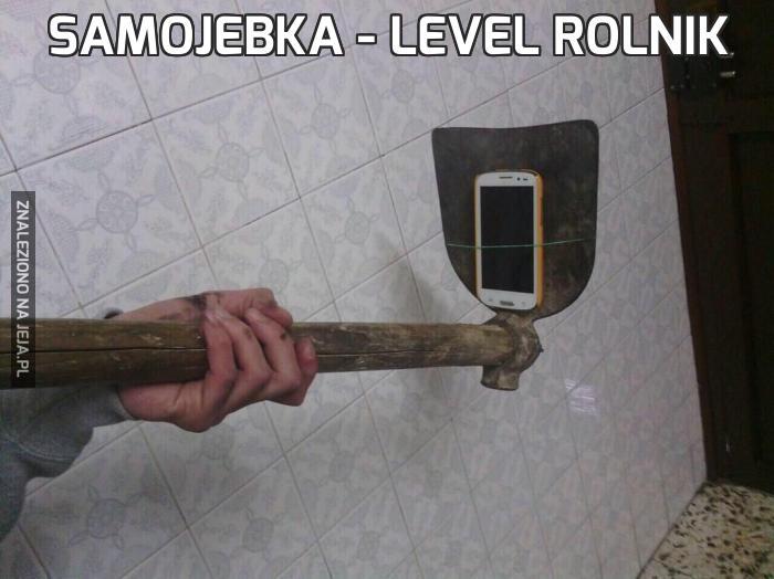 Samojebka - level rolnik
