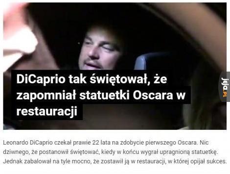 Memy o DiCaprio powracają!