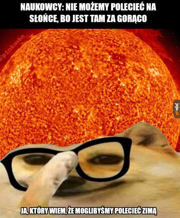 Dajcie mi telefon do NASA