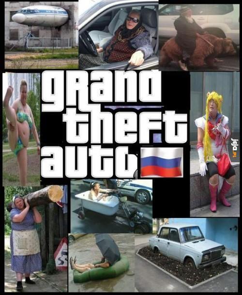 GTA: Rosja