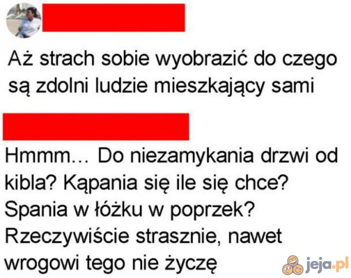 Nie zazdroszczę