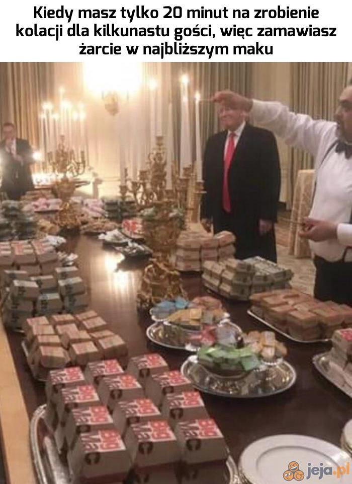 W Białym domu wiedzą, co dobre
