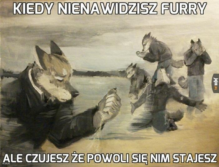 Furry jest wszędzie