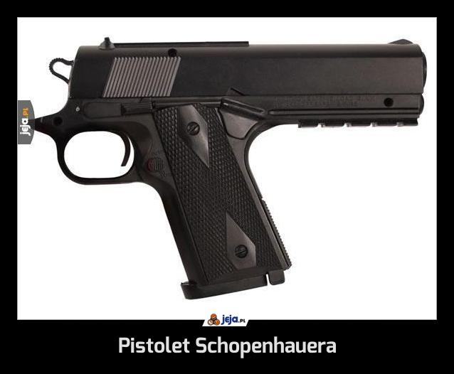 Pistolet Schopenhauera
