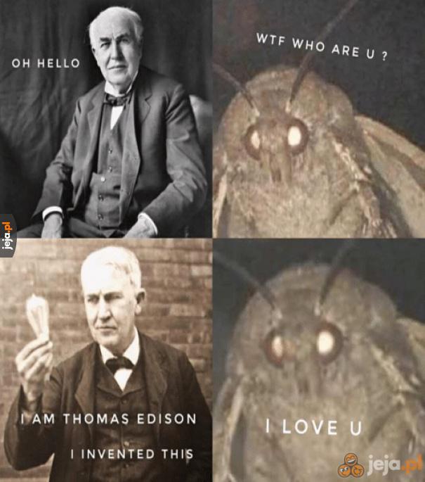 Tomeczku, kocham Cię!