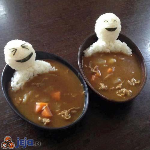 Ryżowe ludziki