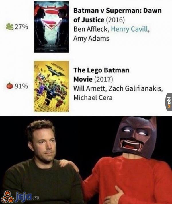 Lego zaorało
