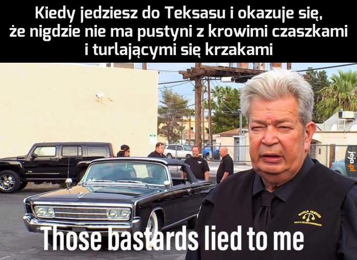 Okłamany i oszukany